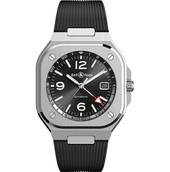 Bell and Ross BR05-GMT at Cortina Watch Malaysia