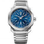 Octo Roma World Timer 103481 at Cortina Watch