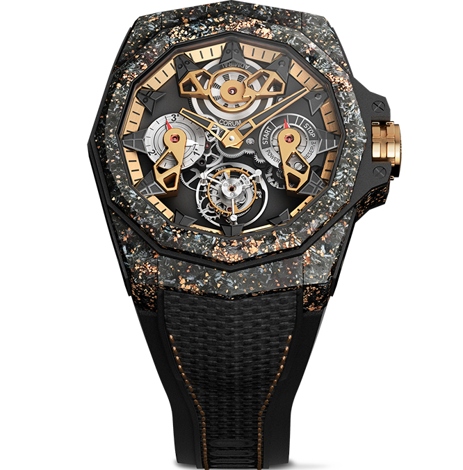 Admiral-45-Automatic-OW-Tourbillon-A298_04277 at Cortina Watch