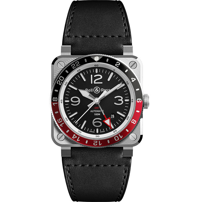 Bell & Ross BR 03 93 BR0393-BL-ST/SCA at Cortina Watch