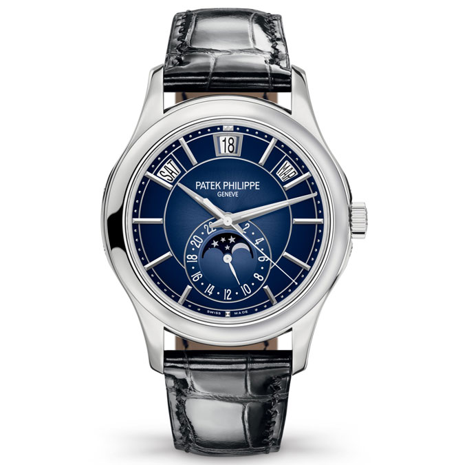 patek philippe complications 5205G_013 front
