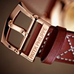 patek philippe complications 5524R_001 strap and buckle
