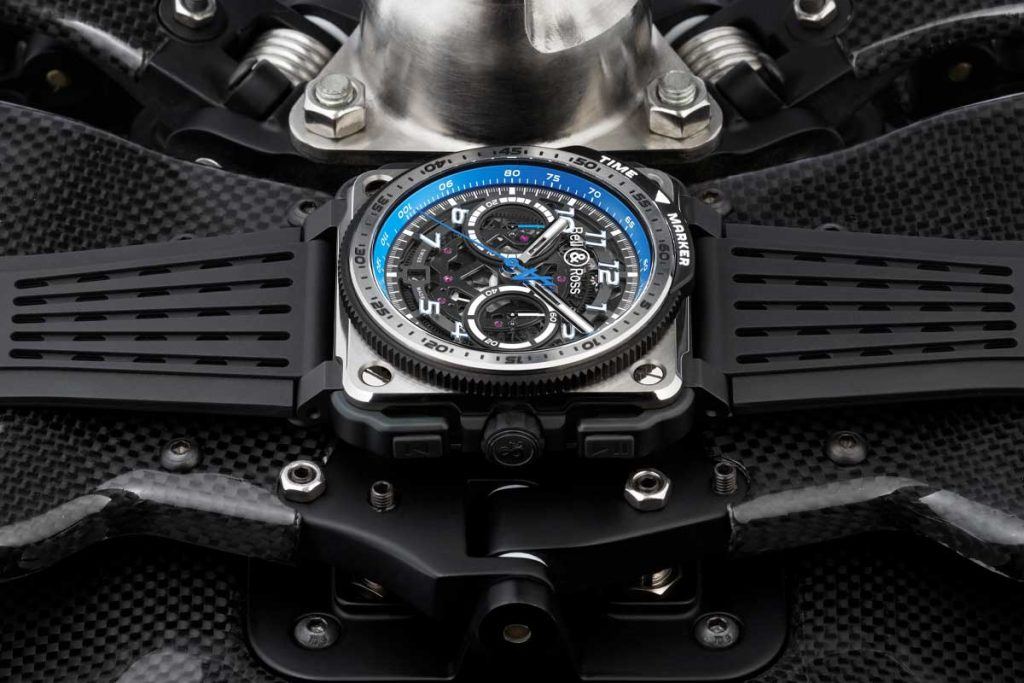 Bell & Ross L28 09 BR X1 A521 at Cortina Watch Singapore