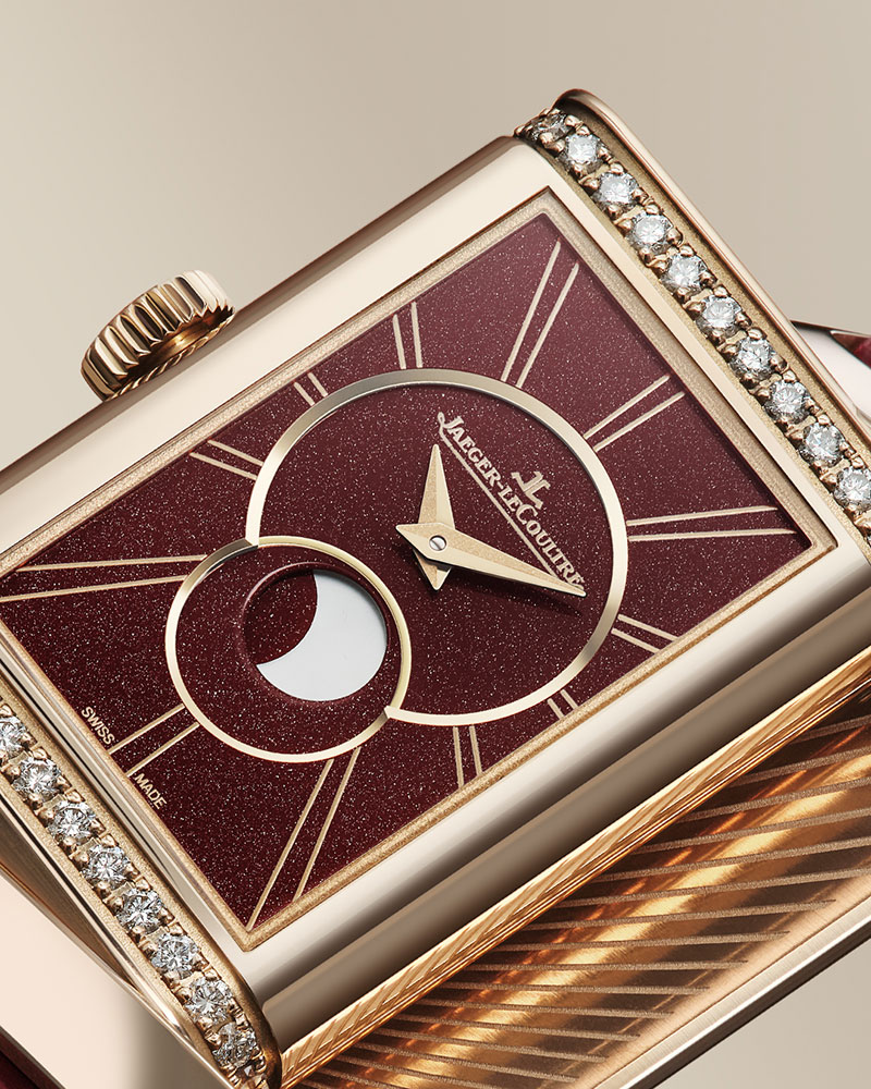 JLC Reverso One Duetto Moon at Cortina Watch